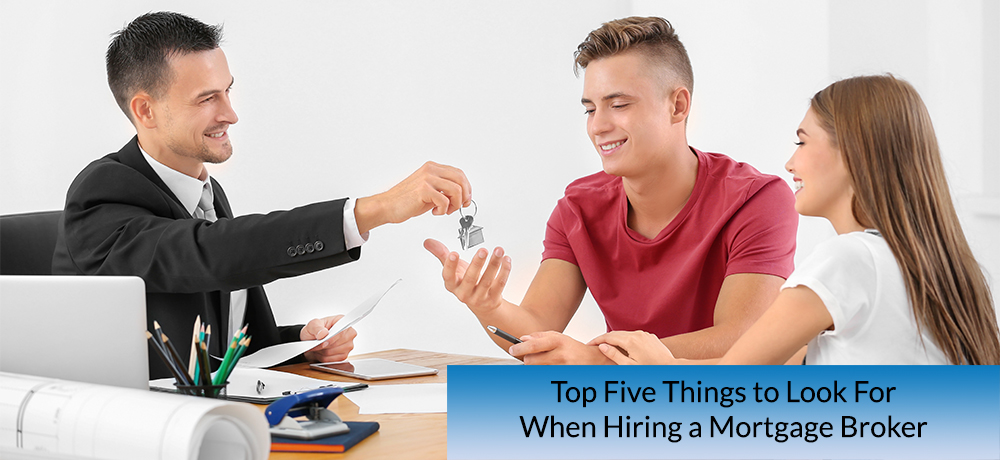 Top reasons to Hire Mortgage Broker