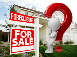 Stop foreclosure on a home